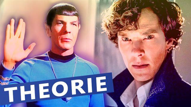 Sind Sherlock und Spock verwandt? (promisesplus.net-Original)