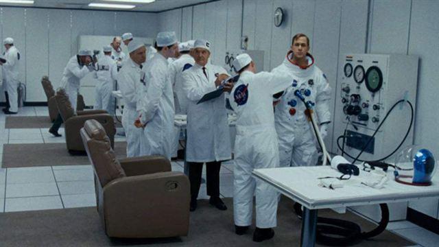 Aufbruch zum Mond Trailer DF
