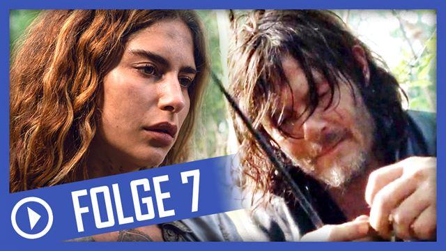 "The Walking Dead Staffel 9: Die 10 denkwürdigsten Momente aus Folge 7 ""Stradivarius"""