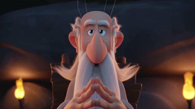 Asterix und das Geheimnis des Zaubertranks Trailer DF