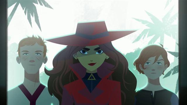 Carmen Sandiego Trailer (2) OV