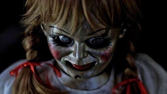 Annabelle 3 Trailer (2) DF