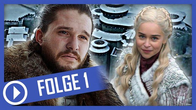 """Die besten Momente aus """"Game Of Thrones"""" Staffel 8 Folge 1 (FILMSTARTS-Original)"""