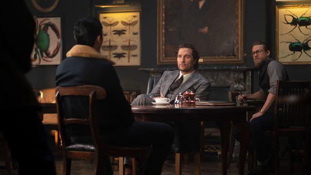 The Gentlemen Trailer (2) OV