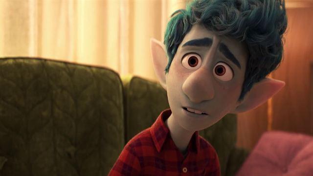 Onward: Keine halben Sachen Trailer OV