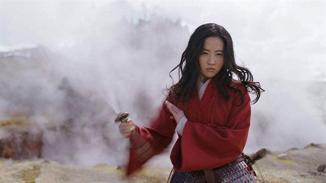 Mulan Trailer DF