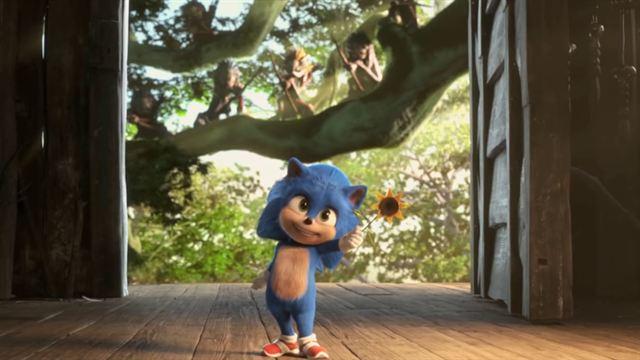 Sonic The Hedgehog Trailer (5) OV