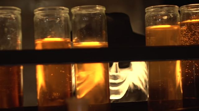 Blade: The Iron Cross Trailer OV