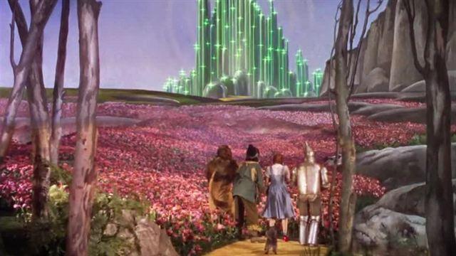 Der Zauberer von Oz Trailer (2) DF