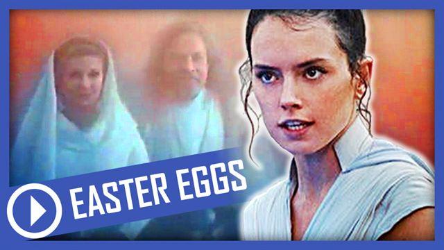 Star Wars 9: Die 10 besten Easter Eggs   The Rise of Skywalker