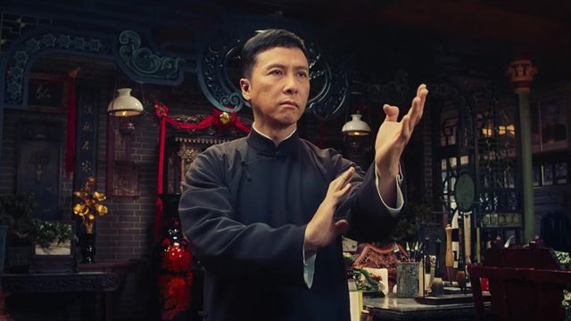 Ip Man 4: The Finale Trailer DF