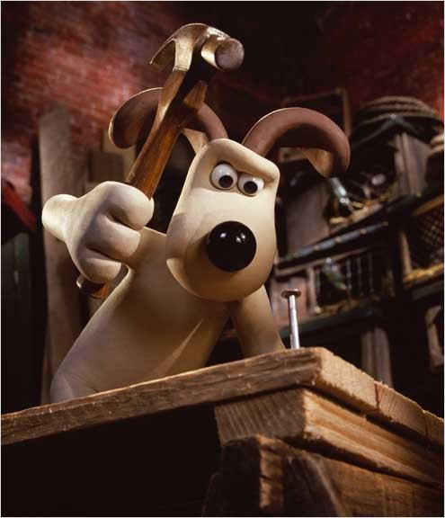 Wallace And Gromit Riesenkaninchen