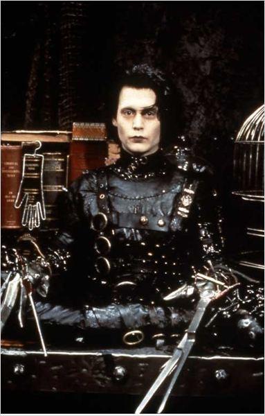 Edward mit den Scherenhänden : Bild Johnny Depp - Edward ...  Edward mit den ...