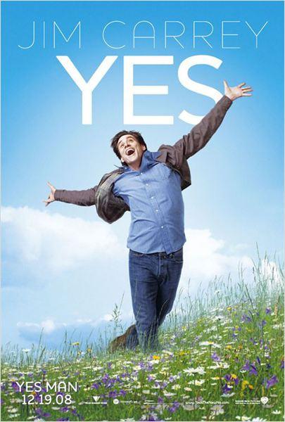 Der Ja-Sager : Kinoposter Jim Carrey