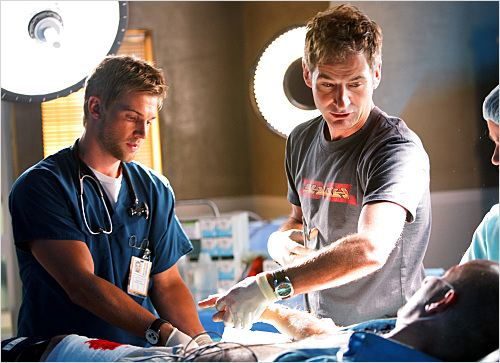 Miami Medical : Bild Jeremy Northam, Mike Vogel