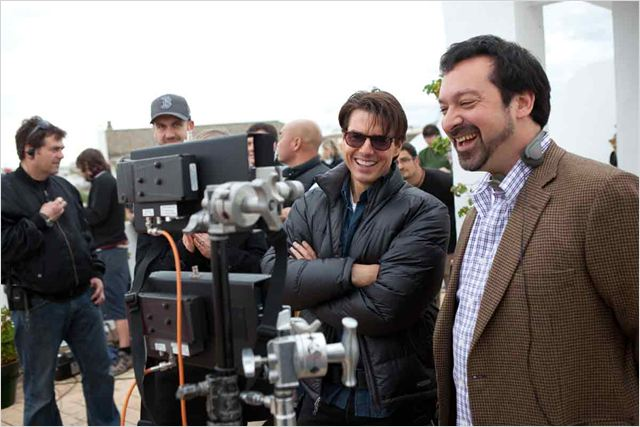 Knight And Day : Bild James Mangold, Tom Cruise