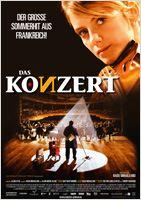 Das Konzert : Kinoposter