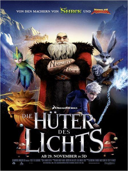 Die Hüter des Lichts : Kinoposter