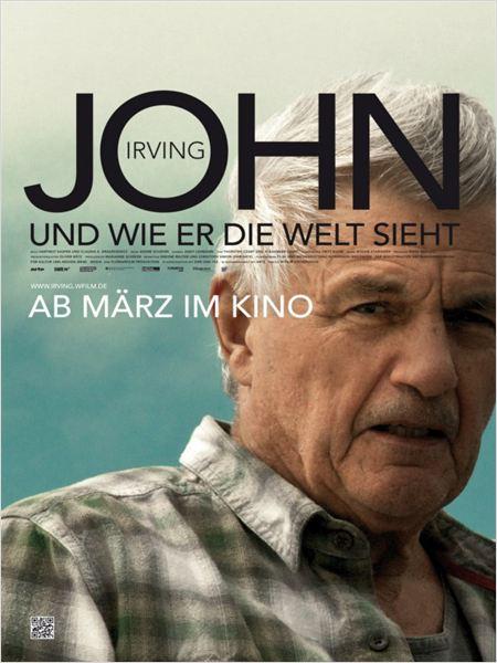 John Irving und wie er die Welt sieht : poster