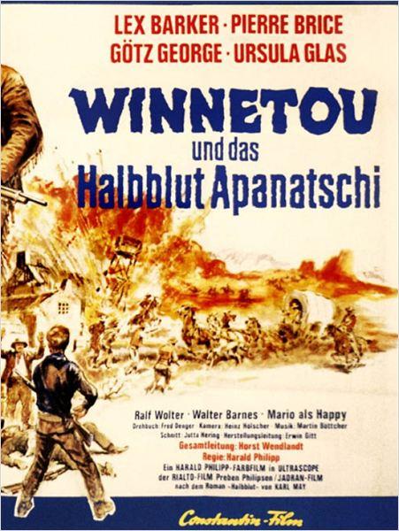 Winnetou Und Das Halbblut Apanatschi Stream