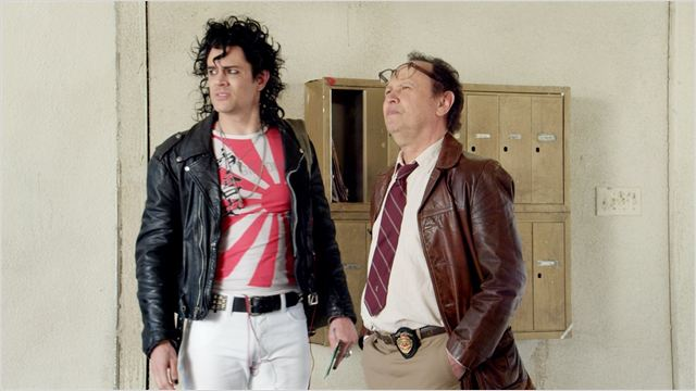Small Apartments : Bild Billy Crystal, Johnny Knoxville