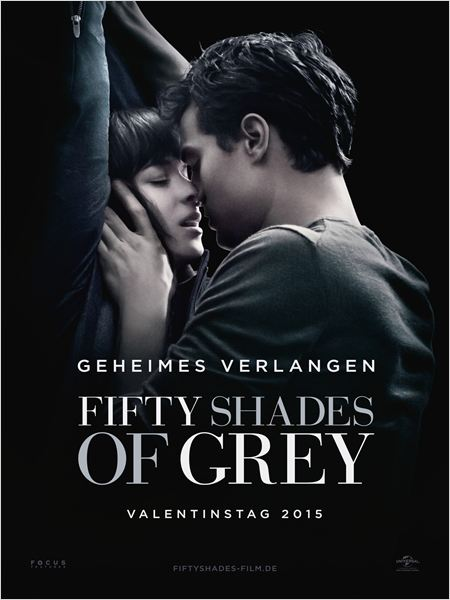 Fifty Shades of Grey : Kinoposter