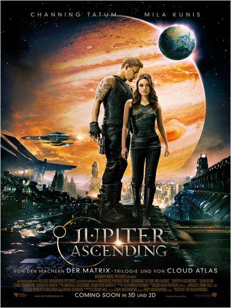 Jupiter Ascending : Kinoposter