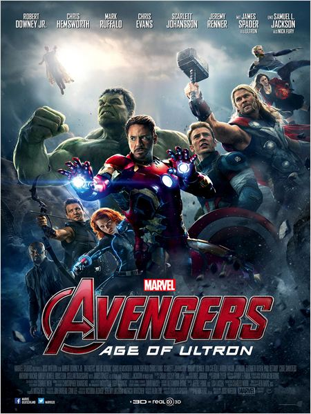 Avengers 2: Age of Ultron : Kinoposter