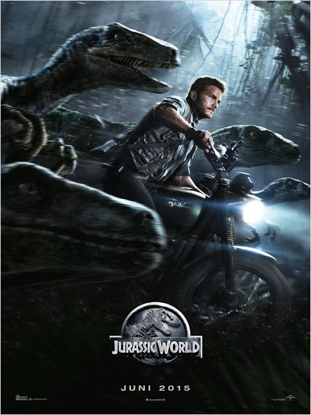 Jurassic World : Kinoposter