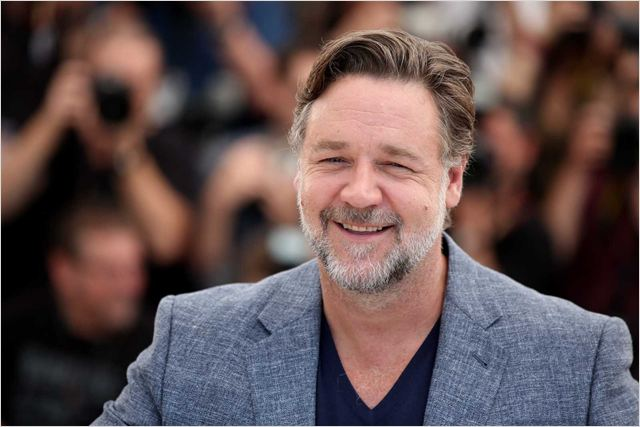 The Nice Guys : Vignette (magazine) Russell Crowe