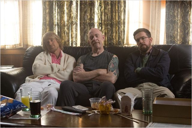 Wer ist Daddy? : Bild Ed Helms, J.K. Simmons, Owen Wilson