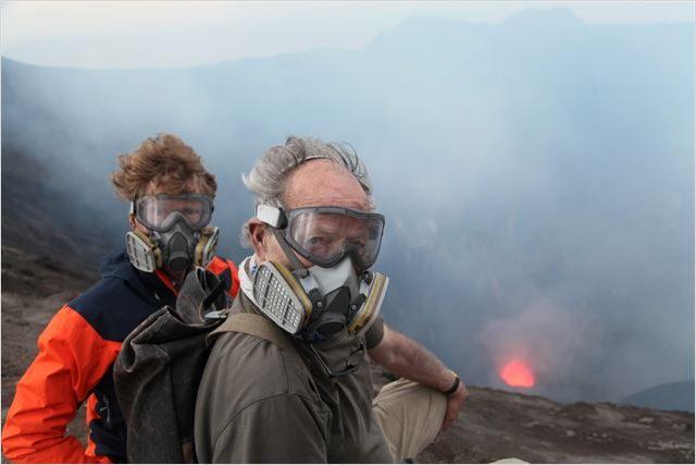 In den Tiefen des Infernos : Bild Clive Oppenheimer, Werner Herzog