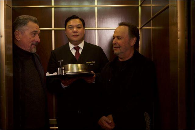 The Comedian : Bild Billy Crystal, Lyman Chen, Robert De Niro