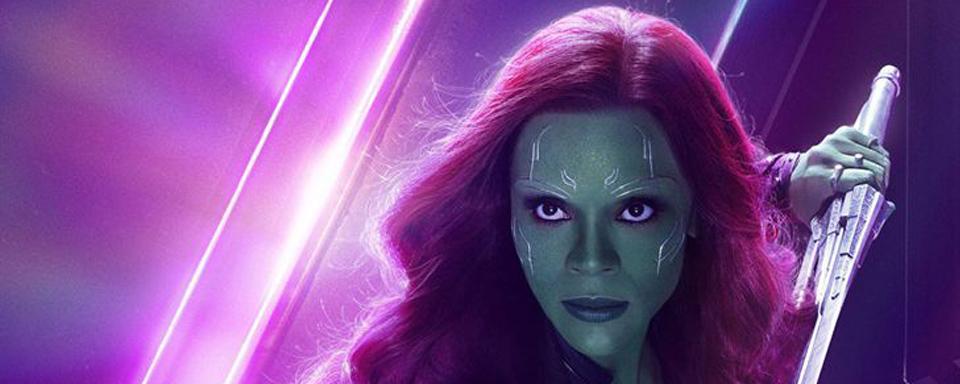 Gamora Tot