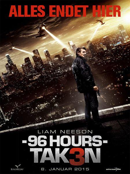 96 Hours Taken 3 Online Anschauen