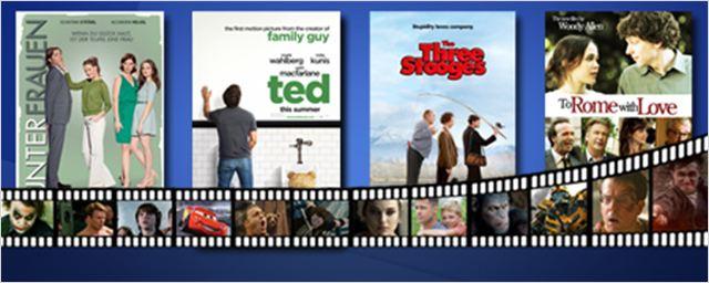 Das FILMSTARTS-Trailer-O-Meter - KW 14/2012