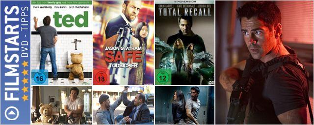 Die FILMSTARTS-DVD-Tipps (16. bis 29. Dezember)