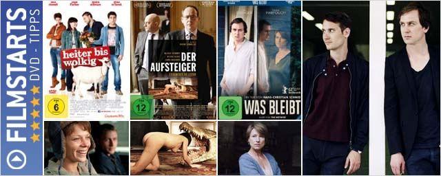 Die FILMSTARTS-DVD-Tipps (10. bis 16. März 2013)