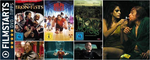 Die FILMSTARTS-DVD-Tipps (31. März bis 6. April 2013)
