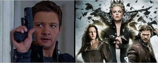 "Fortsetzungen in der Mache: ""Snow White and the Huntsman 2"" kommt 2015 + Universal tüftelt an ""Bourne 5"""