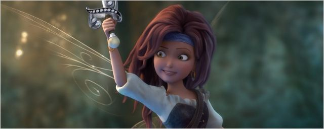 """""""Tinkerbell und die Piratenfee"""": Exklusiver erster deutscher Trailer zum animierten Disney-Abenteuer"""