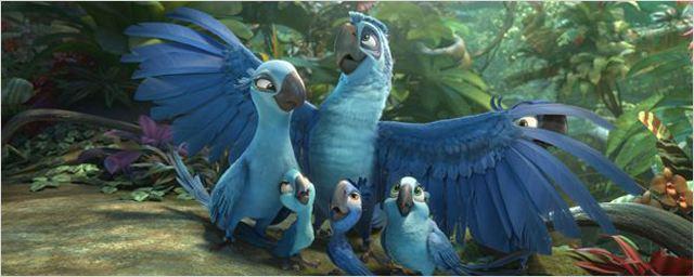 """DVD-Charts: Animationsabenteuer """"Rio 2 - Dschungelfieber"""" erneut an der Spitze"""