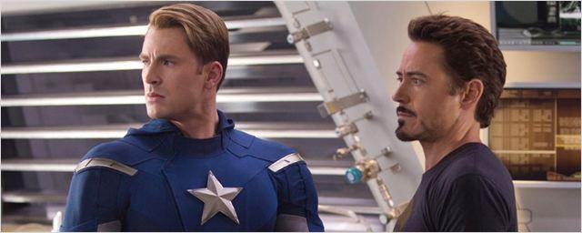 """Robert Downey Jr. gibt """"Captain America 3"""" Vorschusslorbeeren: """"Das wird riesig"""""""