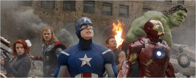 """Der erste Trailer zu """"The Avengers 2: Age Of Ultron"""""""