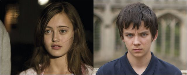 "Asa Butterfield und Ella Purnell verhandeln über Rollen in Tim Burtons ""Miss Peregrine's Home for Peculiar Children"""