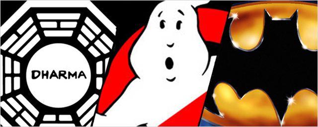 Erkennst Du diese Film-Logos?