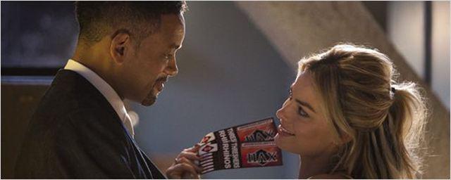 """Erster deutscher Trailer zu """"Focus"""": Margot Robbie versucht, Will Smith zu verführen"""