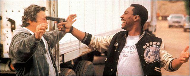 """Eddie Murphy über """"Beverly Hills Cop"""": Der dritte Teil ist """"Müll"""", ein vierter kommt erst, wenn das Drehbuch gut ist und er selbst ließ die TV-Serie platzen"""