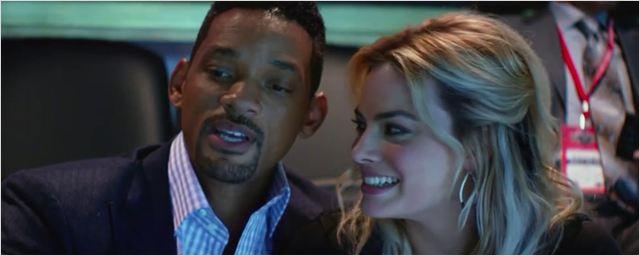 """Will Smith erlebt im neuen Trailer zu """"Focus"""" die Schattenseiten des schillernden Betrüger-Lebens"""