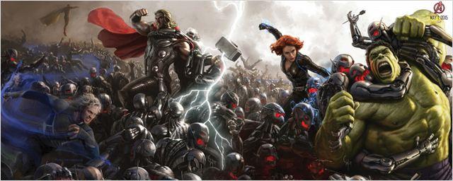 """""""The Avengers 2: Age of Ultron"""": Neuer TV-Spot mit neuen Szenen"""